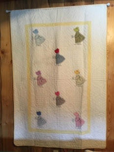 Umbrella Girls Quilt